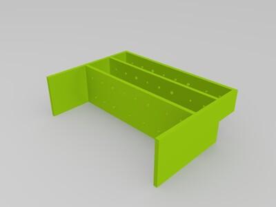 工具支架-3d打印模型