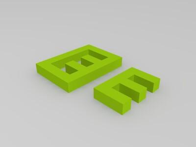 E模型-3d打印模型