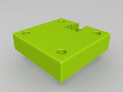 401-3d打印模型