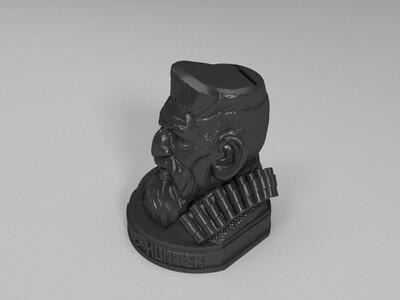 带轮-3d打印模型