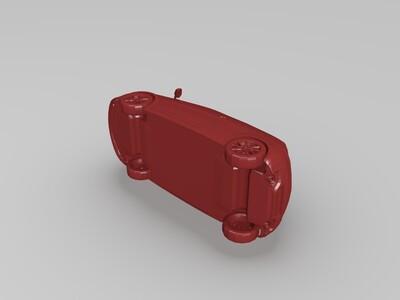 小型汽车模型-3d打印模型