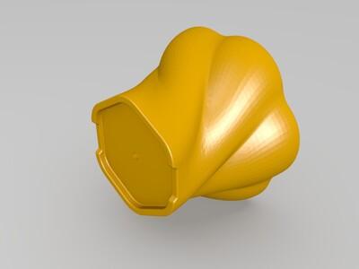 创意花盆-3d打印模型
