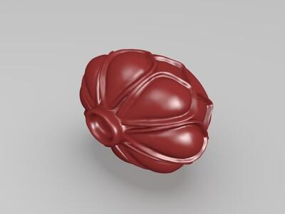 莲蓬-3d打印模型