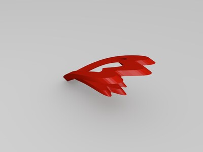 罗马花柱-3d打印模型