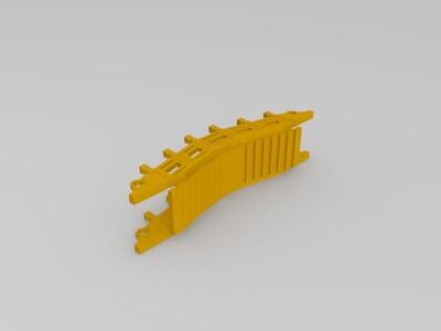 桥-3d打印模型