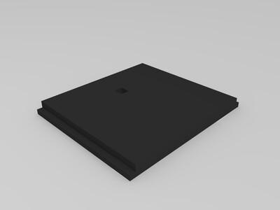 中药箱-3d打印模型