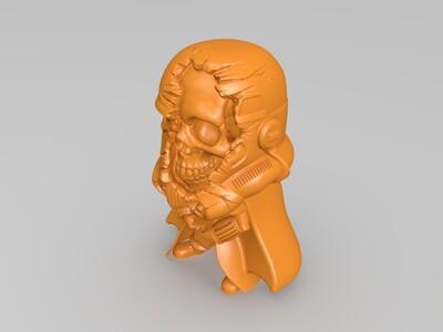死亡部队-3d打印模型