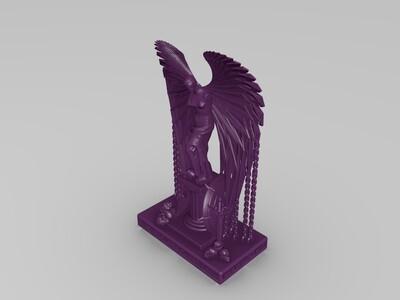 马里奥塔德维金星翼-3d打印模型