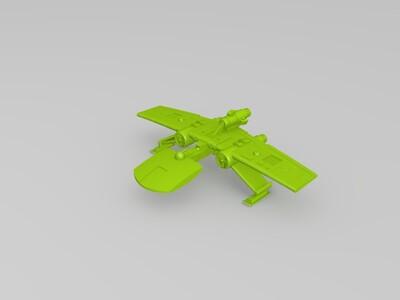 星际大战-3d打印模型