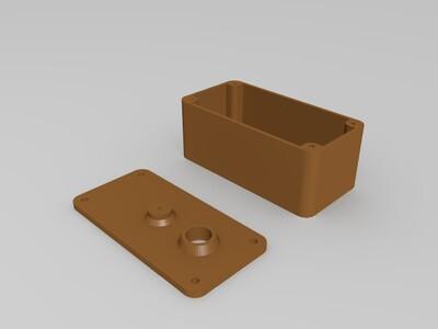 齿轮箱-3d打印模型
