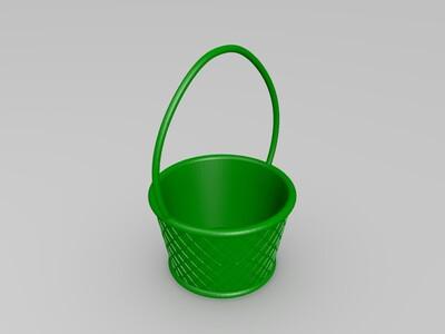 鸡蛋篮-3d打印模型
