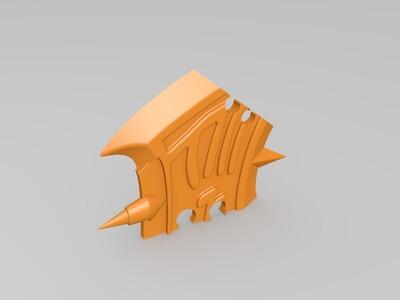 古怪符号-3d打印模型