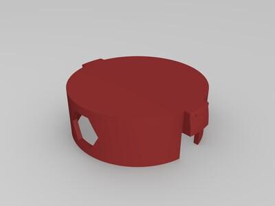 3D 手搖鼓-3d打印模型