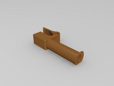 Finder 耗材架-3d打印模型