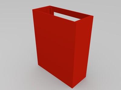 小灯箱-3d打印模型