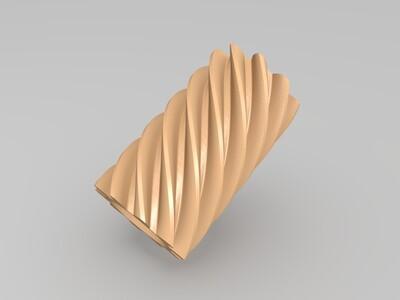 托森差速器-3d打印模型