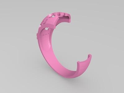 猎豹戒指-3d打印模型