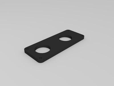 按钮盒-3d打印模型