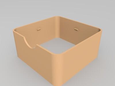 神奇宝贝植栽盆-3d打印模型