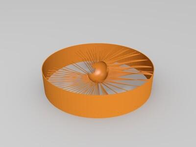 海洋奇缘--莫阿娜-3d打印模型