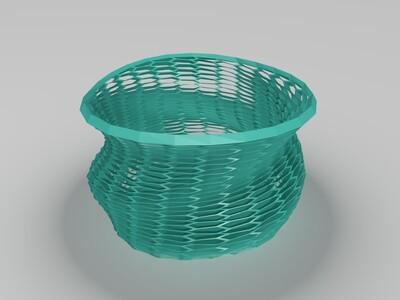硬币花瓶-3d打印模型