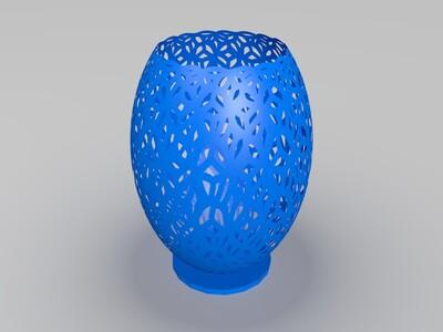 花瓶/灯罩-3d打印模型