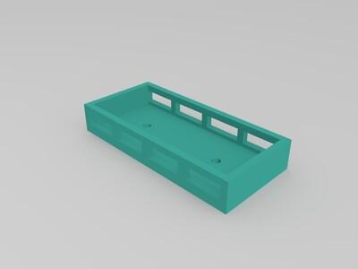货运车-3d打印模型