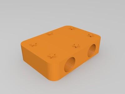 儿童椅-3d打印模型