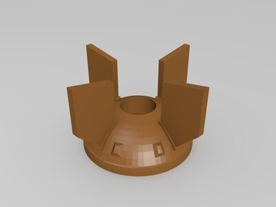 核蛋杯-3d打印模型
