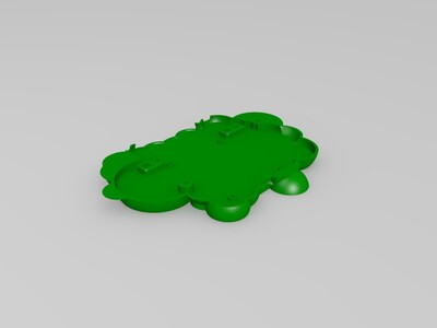 云盒-3d打印模型