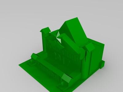 标志-3d打印模型
