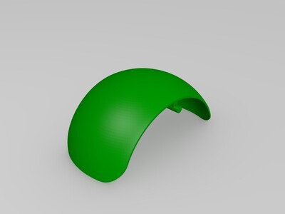 桌面垃圾桶-3d打印模型