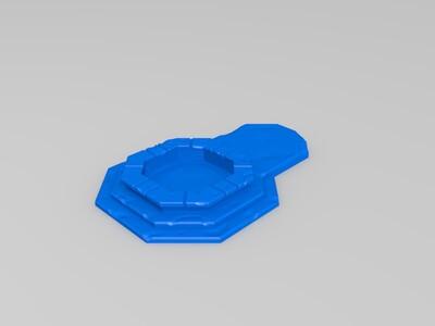 水龙-3d打印模型
