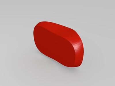 小鼠标-3d打印模型
