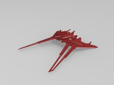 行星歼灭-3d打印模型