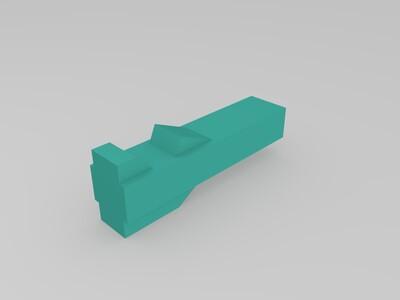 埃尔达尔-3d打印模型