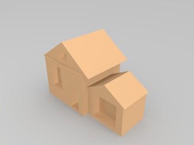 3D打印机料架-3d打印模型