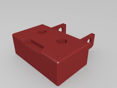 迷你机器人-3d打印模型