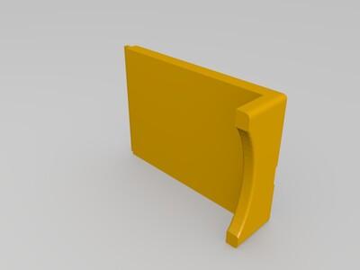 桌面收纳架-3d打印模型