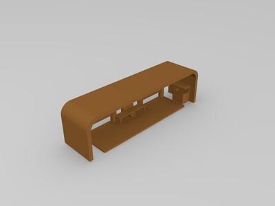 公交亭-3d打印模型