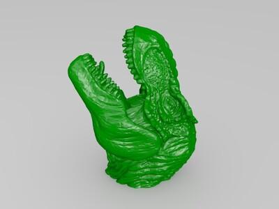 暴龙-3d打印模型