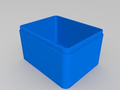 生肖首饰盒 龙-3d打印模型