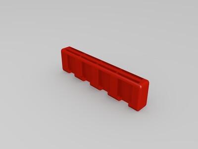 收纳卡盒-3d打印模型