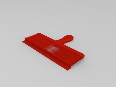 3D打印机清洁工具-3d打印模型