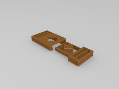 凉鞋-3d打印模型