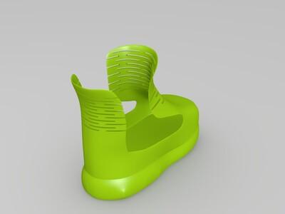 鞋-3d打印模型