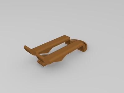 垃圾袋夹-3d打印模型