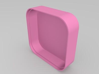 无人机收纳盒-3d打印模型