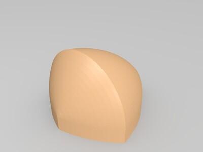 猫头鹰-3d打印模型