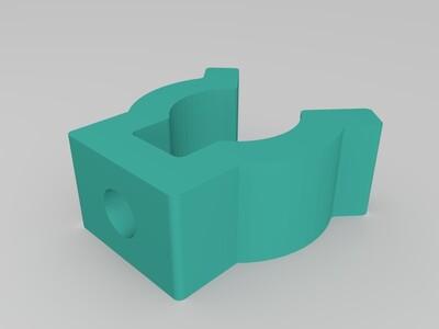 线夹-3d打印模型